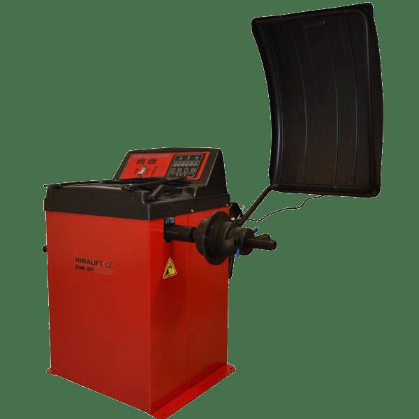 Manual - Afbalanceringsmaskine NimaDæk 291
